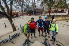 trek bikes nepal